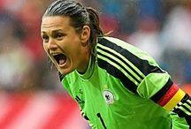 International Professional Women's Soccer Players / The stars we love outside the USA - Soccer Girls.
