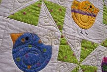 Quilts---Pinwheels / by Sue Dodge