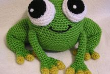 Crochet toys / by Lily Bergeron
