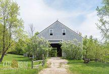 The Barn at Moody Farm, Wolfeboro NH Wedding Venue