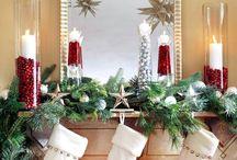 Jul (Christmas) / Pyssel och härliga julbilder!