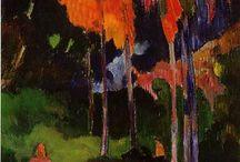 Paul Gauguin / by Marilynn Conforzi