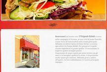 Notizie Su L'Orignale Kebab / Pubblicheremo le nostre notizie serie business in questo consiglio. Come orario di #lavoro, nuovi aggiornamenti in Business. Nuova aggiunta nel menu di #pizza, Location, e un sacco di altri. Mantenere Seguire alla nostra pagina #Pinterest.