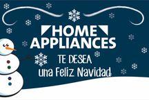 Navidad 2016 HOME Appliances / Feliz Navidad y próspero año nuevo 2017