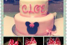 Oh l'gateau cakes / Une passion découverte il y a tout juste un an pour laquelle je m'éclate à réaliser tous ces gâteaux :)