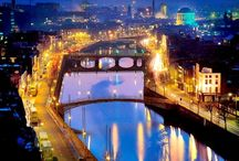 Dublin.Ireland / Dublin, capital of Ireland is one of the most vibrant cities in Europe. It is a beautiful city full of green, many historical buildings and interesting sights. For your bookings, check here: https://goo.gl/2aCcUS