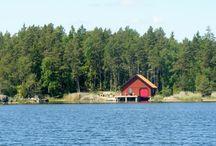 Zomer in Zweden