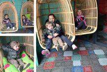 Girona and kids