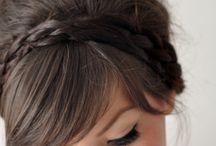 hair / hairstyles / by Rachel Aguilar