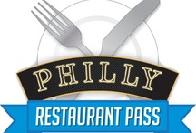"Philly Restaurant Pass / Just some superbly delicious AND awesomely generous restaurants that donate a gift certificate for ""Dinner for 2"" to form the best raffle prize ever-- The Philly Restaurant Pass! Learn more at http://philly.thedudehatescancer.com/raffle"