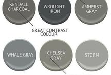 Bathroom Greys