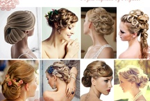Bridal hairstyle / bridal hair inspirations