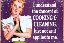 Housework / Housework - don't bother.