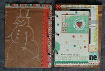 journals, scrapbooks, and the like / write it all down and read it later.