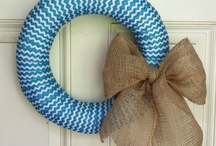 Wreaths! / by Paulina Wimberley