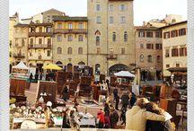 Arezzo Antinques Fair