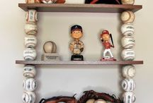 Red Sox Homes / If loving the Sox isn't enough, why not live them? Here are our home styling tips and ideas to deck out your crib!
