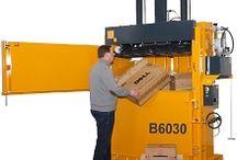 "60"" Mill-Size Baler / Low Profile 60"" Mill-size Baler"