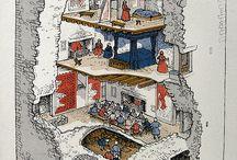 Castles / Burgen