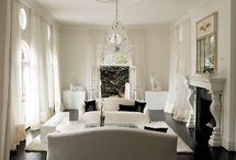 White Spaces / I love white rooms. Clean crisp and so elegant.