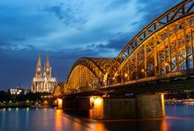 "Cologne / 2000 years of great history  Visit the cultural monuments in Germany's oldest city. Enjoy the Rhineland and ""Gemütlichkeit"". Meet and work with local artists and visit cultural events in an exclusive group of 4 to 8 people. http://actours.eu/cologne-tours"