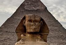 Oude egypte / Vet cool