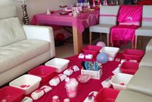 spa party:) / by Michelle Connor