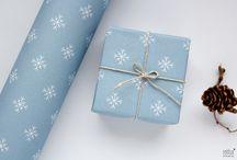 Geschenke & Verpacken / Gesammelte Geschenkideen und Verpackungen für die Liebsten