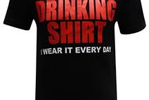 Drinking Funny Humor T-Shirt Collection / You look like I could use a drink.