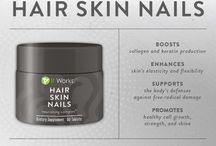 How To Make Your Hair Grow Longer / Ever wonder how to make your hair grow longer? Check out these photos of Hair, Skin, and Nails by It Works. It's a groundbreaking product that is changing people's hair like CRAZY!!!!!!!  http://hautemamawraps.myitworks.com/shop/cart/add/332