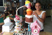 Mis tartas, bizcocho a y postres / Postres caseros, tartas personalizadas, Dulces Caprichos de mi Abuela