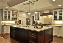 Interior Home Remodels in AZ / A collection of intererior home remodels featured from around Arizona including kitchens, bathrooms, office and living spaces.
