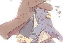 Yukihira x Takumi:3