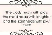 A Healthier You :)  / Spirit, Mind & Body