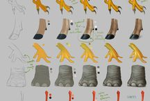 Step by step (Art)  / ONLY drawings in step by step