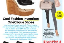 Fashion tips and tutorials / Great tips and informations I got from magazine