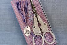 Sajou Scissors / Exquisite hand made scissors from Maison Sajou in Versailles, France.   / by The BagSmith