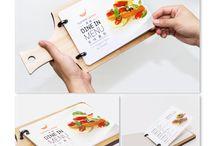 cartas de restaurant
