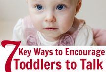 Toddler Resources / Interactive ways to help your child with developement