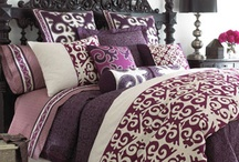 Plum bedrooms / by Carol Chisenhall
