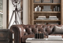 Restoration Hardware  / by Traudy Chinneck