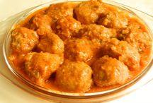 Cocina casera / Recetas de cocina casera, en especifico para la comida o almuerzo.