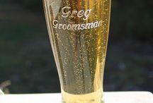 Beer Mugs / personalized beer mugs & shot glasses