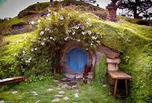Hobbit houses