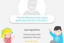 Lingokids reviews - Opiniones sobre Lingokids / Reviews of our apps made by our users :)