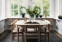 Spaces / Inspiring Rooms, Inspiring Homes....helping me put together aesthetics!