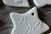 Clay & Salt Dough Recipes! / by Stacey Flentjar