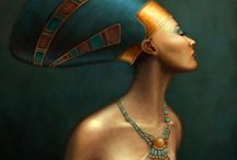 Pharaonic Beauty / Ancient Egyptian Art