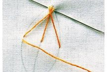 Needle n thread / by Pooja Vora