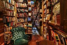 Reading Rainbow / Books, Bookshelves, Reading, and To Read / by Monica Lee